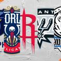 NBA jugozapadna divizija
